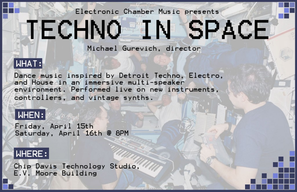 Techno In Space